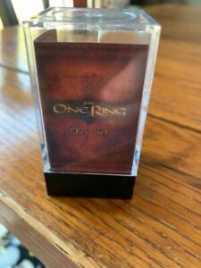 The One Ring RPG Dice Set Lord of the Rings SEALED New Cubicle 7