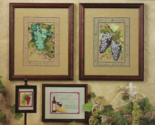Jeanette Crews - FROM THE VINEYARD - 8 Designs For Wine Lovers, c2003, OOP