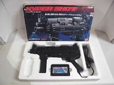 SPACE SHADOW with HYPER SHOT -- Boxed Famicom NES Controller Japan game 12339