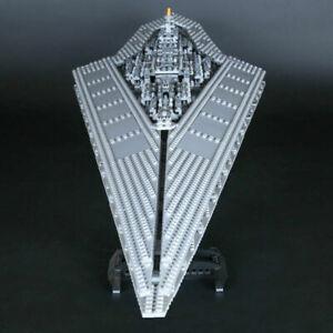 3208 pcs Super Star Destroyer Star Wars Ultimate Collector Compatible 10221