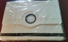 iPad Pro Case CINEYO 360 Degree Rotating Stand Case Cover  Auto Sleep White NEW