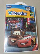 V.Reader Vtech Disney Pixar Cars 2