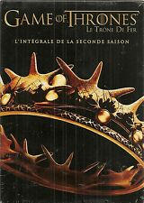 "DVD "" Game Of Thrones (le Trône De Fer) - Saison 2"" NEUF SOUS BLISTER"