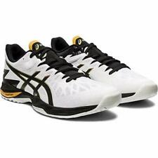 ASICS Volleyball Shoes V-SWIFT FF 2 Low 1053A017 White Black US11.5(29cm)