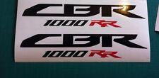 CBR 1000 RR Honda Racing 600 Fairing Decals Stickers GP RR SP1 Fireblade