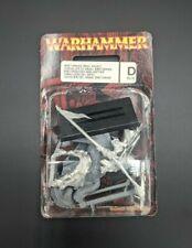 Juegos taller Warhammer Bretonnian Grail Knight Blister Sellado fuera de imprenta forma B