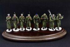 1/35 1:35 de marzo en la resina soviéticos - 8 figuras de la segunda guerra mundial Kit de modelo de resina