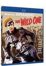 THE WILD ONE (Marlon Brando)  -  Blu Ray - Sealed Region free for UK