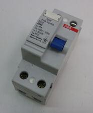ABB EARTH LEAKAGE CIRCUIT BREAKER (ELCB) TWO POLE 40A/30mA F362-40/0.03