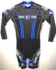 Pearl Izumi Mens Skinsuit Elite Series Cycling Zip Long Sleeve Thermal XXXL