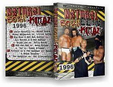 ECW Wrestling: Natural Born Killaz DVD-R, New Jack Mustafa The Gangstaz Gangstas