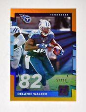2017 Donruss Jersey Number #266 Delanie Walker /82 - NM-MT