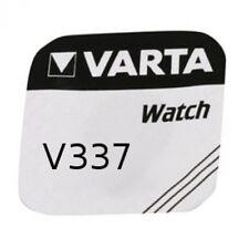 1 PILA per Orologi Orologio V 337 V337 VARTA (sr 416 Sw)
