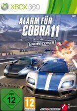 Xbox 360 ALARM FÜR COBRA 11 UNDERCOVER DEUTSCH GuterZust.