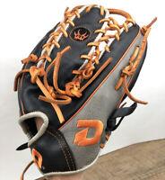 "DeMarini Insane 11.5"" Leather Baseball / Softball Glove  WTA08RB15D1115Y RHT"
