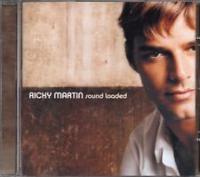 Ricky Martin - Sound Loaded (2000 CD) Includes She Bangs (New)