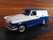 GAZ M22A Volga Wolga Kombi Furgon Kastenwagen IXO IST VVM NEO44432 1:43 1962