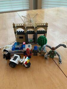 LEGO 4854 Spider-man 2 Doc Ock's Bank Robbery, Complete Set, No Box
