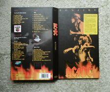 AC / DC Konvolut von diversen CD's und DVD's u.a. BONFIRE , IRON MAN 2