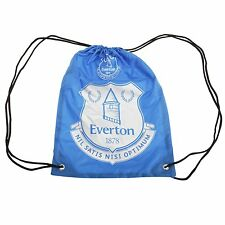 Everton FC Foil Print Gym Bag Official Licensed Football Merchandise