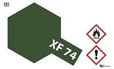 Tamiya XF-74 Marrón verde oliva mattOliv.Drab JGSDF 10ml Color acrílico 24,90€ /