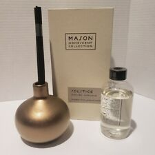 Pottery Barn Solstice Diffuser Mason Homescent Collection Sealed! Fab Fit Fun
