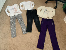 Lot Of Girls Clothes Size 5 5/6 6 Fall-Winter Outfits, Carter's Children's Place