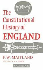The Constitutional History of England (Paperback or Softback)