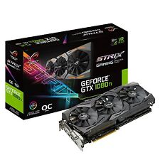 ASUS ROG STRIX GeForce GTX 1080 TI 11GB OC Edition