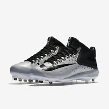 Nike Force Zoom Trout 3 Wolf Grey Multi Color 856503 009 Metal Baseball
