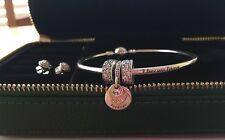 Pandora Love You Forever 19cm Bangle & Earring Gift Set (Medium)