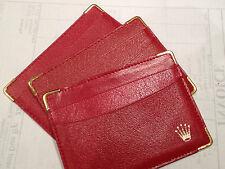 Rolex portafoglio carte di credito 0101.60.34