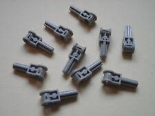 Lego 10 connecteurs gris clairs set 5571 4532 5591/light grey connectors technic