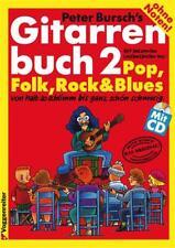 Peter Bursch's Gitarrenbuch 2 - mit CD
