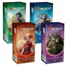 New ListingMtg Magic the Gathering 2020 Challenger Decks Sealed Set Of All 4 boxes