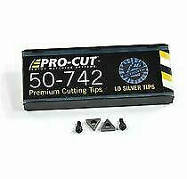 cutting tips for PROCUT BRAKE LATHES original 50742 50-742 50-701 see notes