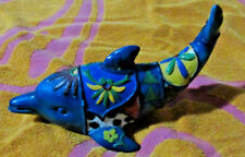 """8"""" Painted Dolphin Knick Knack"""