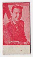 Spanische Gewicht Maschine Karte Calzados garcera US Schauspieler Tom Drake