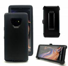 For Samsung Galaxy NOTE 9,Heavy Duty Defender Case Hybrid w/ Clip Fit Otterbox B