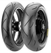 Honda VTR1000 Firestorm Maxxis Supermaxx Sports Tyres 180/55zr17 & 120/70zr17