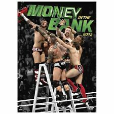 WWE: Money in the Bank 2013 (DVD, 2013)