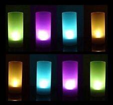 """BOUGIES MAGIQUES à LEDs  x5 - """"LED CANDLE"""" Lot de 5"""