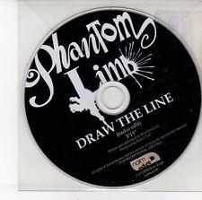 (EH276) Phantom Limb, Draw The Line - 2009 DJ CD