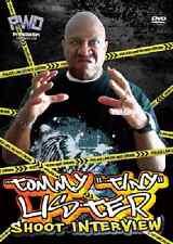 Tiny Lister aka Zeus Shoot Interview DVD-R, WWF Wrestling Hulk Hogan Friday DeBo