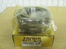 Fafnir 2MM215WI DUM Superprecision Bearings