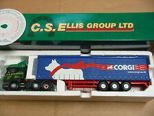 Corgi 1/50 scale CC13709 - C S ELLIS / CORGI - Scania R Series Curtainside