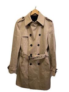 Mens Duchamp Trench Coat Size 40