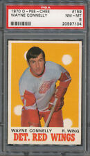 1970/71 O-Pee-Chee OPC #159 Wayne Connelly PSA NM-MT 8 *7104