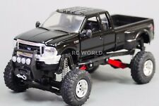 1/32 DieCast PickUp FORD F350 SUPER DUTY Lifted 4X4 Truck Model w/ Suspension