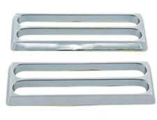 Honda Gl1200 Gl1800 Add On Accessories Side Reflector Grills Chrome Covers